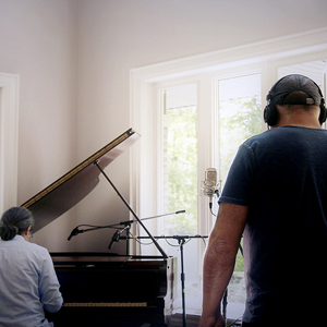 Toronto Piano Player Recording Session